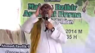 Video Ceramah Ustadz Taufik Hasnuri (Bahasa Palembang) MP3, 3GP, MP4, WEBM, AVI, FLV Oktober 2018