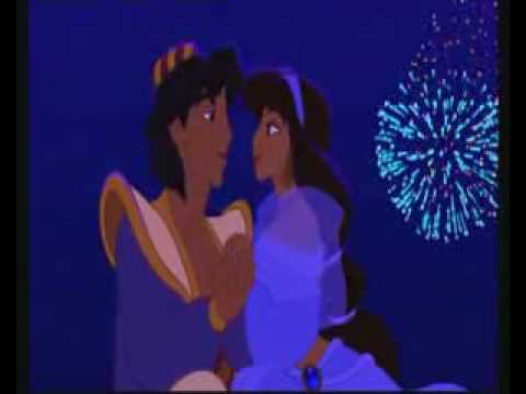 Celine Dion A Whole New World (en Portugues)