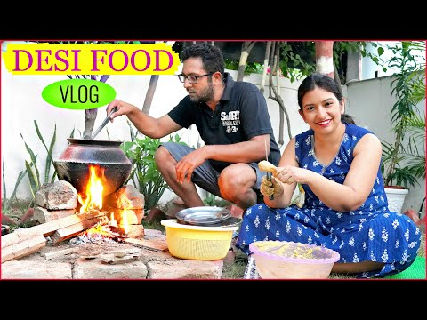 DESI Style COOKING During LOCKDOWN   CookWithNisha