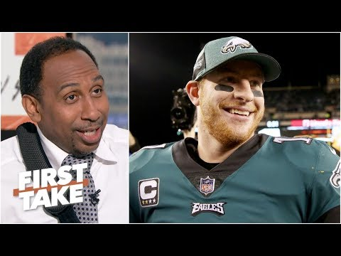 Video: The Eagles will win the NFC East over the Cowboys - Stephen A. | First Take