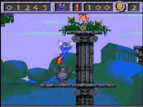 Izzy's Quest for the Olympic Rings (Super Nintendo)