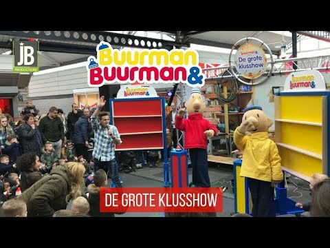 Video van Meet & Greet Buurman en Buurman | Attractiepret.nl