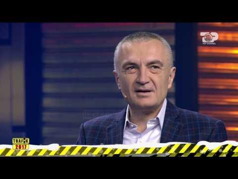 Trafik 2017, 31 Dhjetor 2016 - Gjini dhe Ilir Meta (Kartolinat)