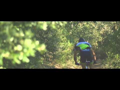 Clip Andalucía Bike Race  2015: intro con Jose a. Hermida pedaleando con sus #extremetechMTBPlus