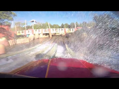 Islands of Adventure Water Rides POV