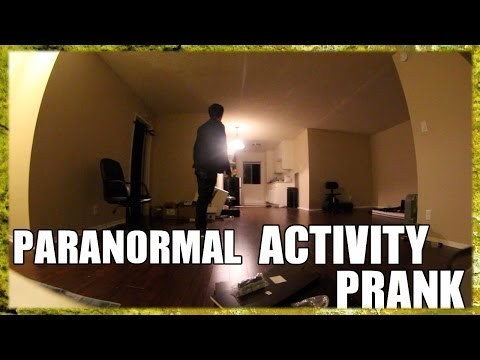 publicprank - I decided to pull a paranormal activity prank on my friend in the spirit of Halloween! SEE HOW WE DID IT: http://www.youtube.com/watch?v=UgsHcUHqPHs Stay in ...