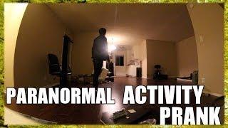 Public Prank - Paranormal Activity Prank