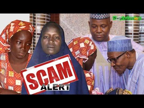 Chibok Girls Rescue SCAM Federal Govt of Nigeria 4I9 EXPOSED