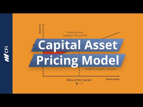 Capital Asset Pricing Model видео