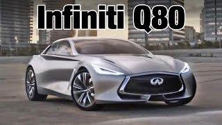 Infiniti Q80 Inspiration concept OFFICIAL Trailer