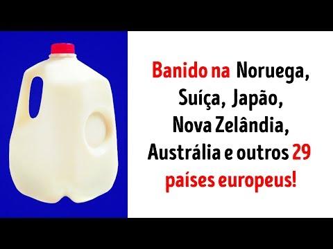 9 Produtos proibidos por causa de seus ingredientes