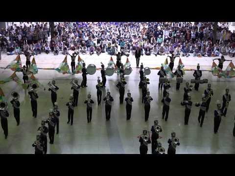 ザ・ワールド・オブ・ブラス2015 野田市立南部中学校