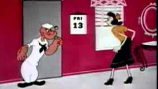 Public Domain - Popeye Cartoon 11