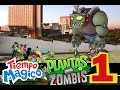 tiempo magico y plantas vs zombies - YouTube