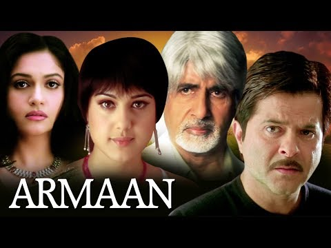 Video Hindi Movie | Armaan | Showreel | Amitabh Bachchan | Anil Kapoor | Preity Zinta | Gracy Singh download in MP3, 3GP, MP4, WEBM, AVI, FLV January 2017