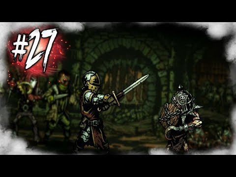 Ronik_Enable, Kuplinov, PaykoObrazniy и JustSnake открыли доступ к DLC -  Darkest Dungeon #27