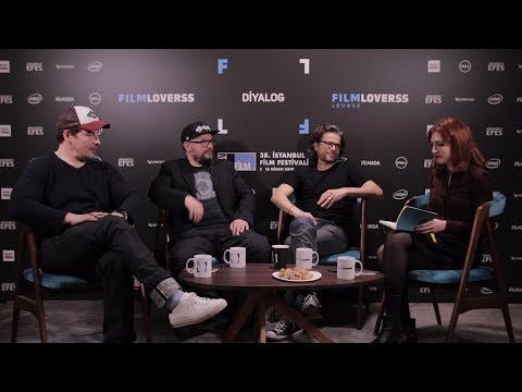 Netflix Dogs of Berlin Röportajı - Felix Kramer, Christian Alvart ve Siegfried Kamml | Röportaj #8