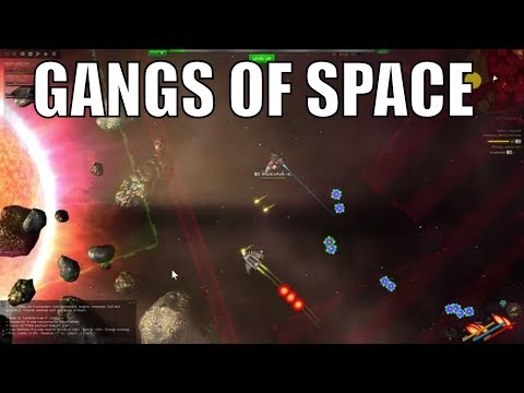 Gangs of Space - Free Online Multiplayer Space Shooter