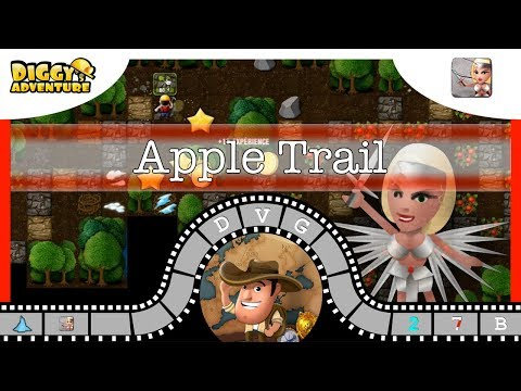 [~freya~] # B Apple Trail - Diggy's Adventure