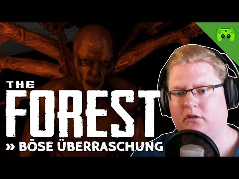 THE FOREST # 12 - Böse Überraschung «» Let's Play The Forest | HD