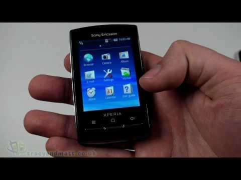 Sony Ericsson XPERIA X10 mini Software - Mobileheart