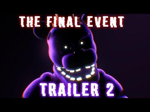 [SFM/FNAF/OC] Season 2 Episode 7 - The Final Event [Trailer 2]