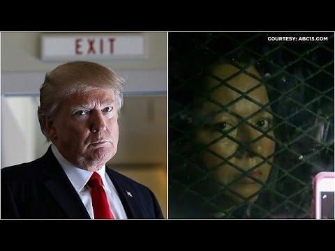 Απέλαση μετανάστριας με δυο παιδιά από τις ΗΠΑ
