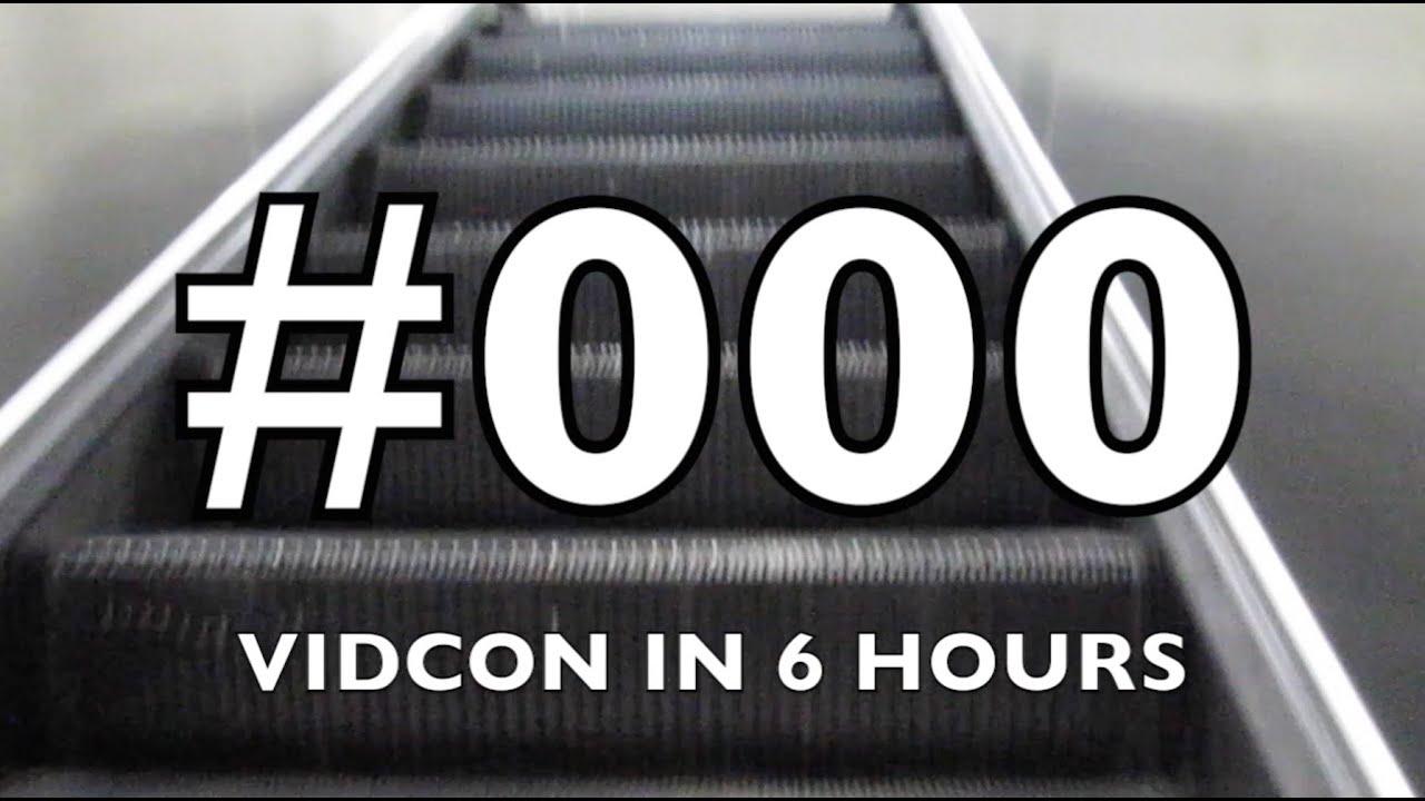 VidCon in Six Hours