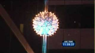 NYC Times Square 2005-2006 Ball Drop