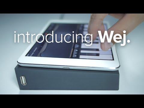 Introducing Wej
