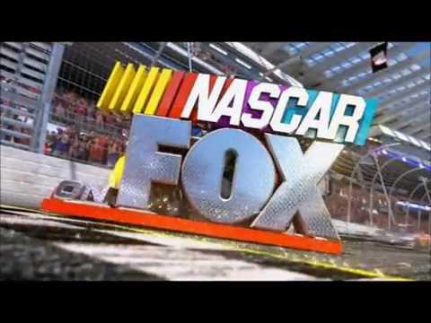 NASCAR on Fox Sport intro 2013