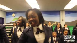 "Detroit School Covers ""Happy"" by Pharell"