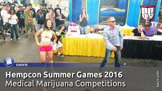 Hempcon Summer Games 2016 - Medical Marijuana Competition & Expo - Smokers Guide TV California