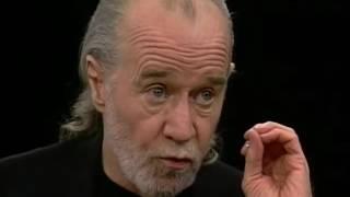 Video George Carlin Job İnterview On Charlie Rose 1996 & Clooney 2000 MP3, 3GP, MP4, WEBM, AVI, FLV Januari 2019