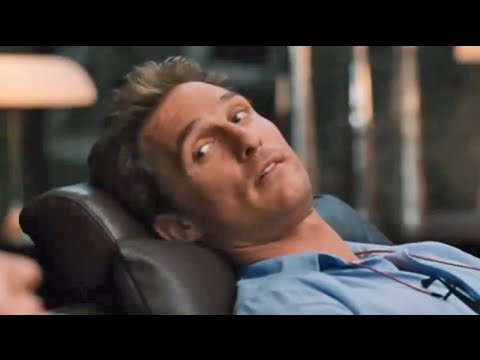 Matthew McConaughey Making Weird Noises