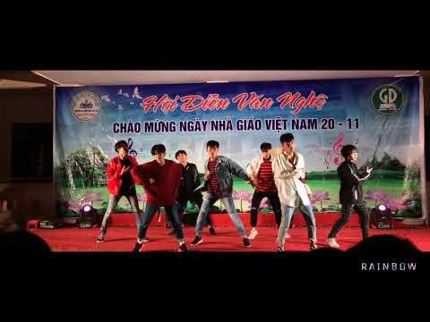 BTS (방탄소년단) 'DNA' DANCE Cover by RAINBOW from Vietnam - THCS Nguyễn Trãi 20/11 - Thời lượng: 3 phút, 47 giây.