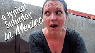 A Typical Saturday in San Miguel de Allende, Mexico (GTO)