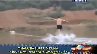 Video On The Spot - 7 Manusia Super di Dunia MP3, 3GP, MP4, WEBM, AVI, FLV Oktober 2017