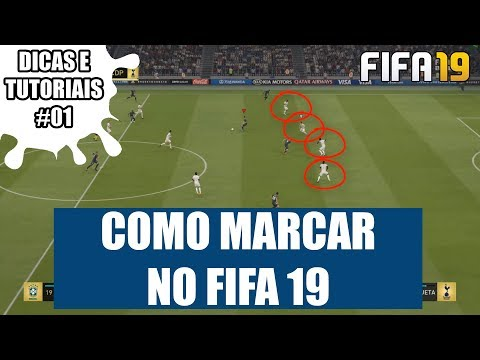 TUTORIAL DE MARCAÇÃO: COMO MARCAR NO FIFA 19 ULTIMATE TEAM