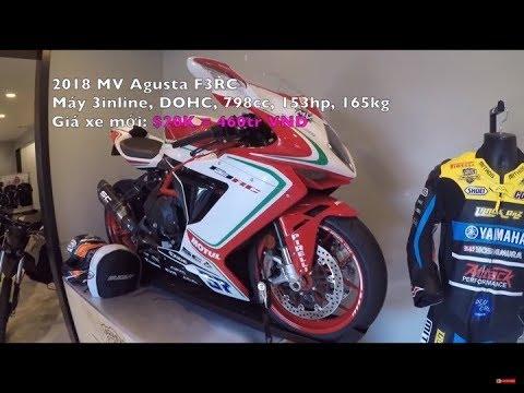 MVlog 78: Tại sao nhiều người mê xe MV Agusta nhưng ít ai dám mua dù đủ tiền?? Có Vietsub - Thời lượng: 20:19.