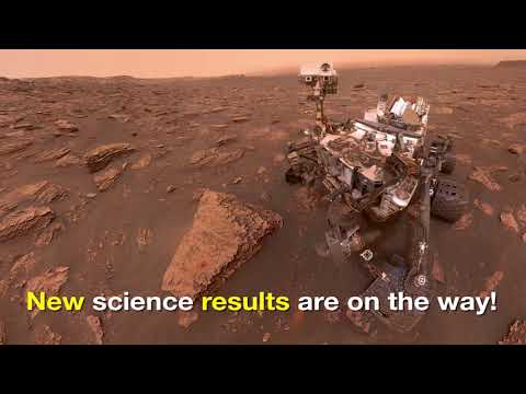 NASA Mars Report: August 20, 2018_Űrhajó videók