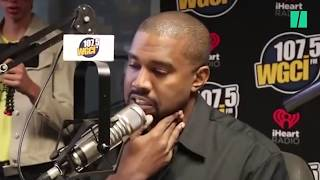 En pleurs, Kanye West présente ses excuses pour ses commentaires sur l'esclavage