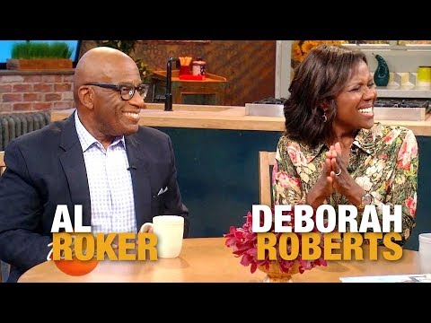 Al Roker and Deborah Roberts Reveal Their No. 1 Tip for a Successful Marriage