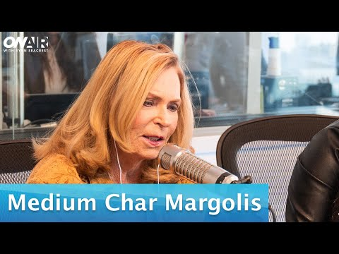 Psychic Medium Char Margolis Gives Spot-On Reading of Sisanie | On Air With Ryan Seacrest