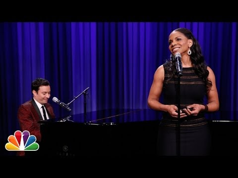 answers - Jimmy welcomes Tony Award winner Audra McDonald to sing some actual Yahoo! Answers. Subscribe NOW to The Tonight Show Starring Jimmy Fallon: http://bit.ly/1n...