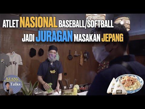 Atlet Nasional Jadi Juragan Masakan Jepang | Keanu Sumawinata Talks
