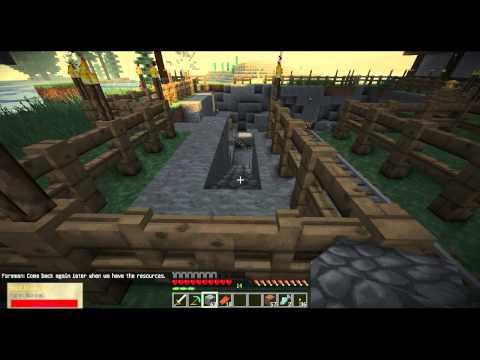 Minecraft Let's Play Серия #22 [GentleHint]