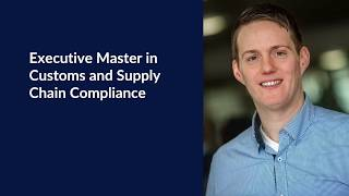 Do you want to learn how to put knowledge from customs regulations, supply chain management, and logistics with information compliance into practice? It all comes together in RSM's Executive Master in Customs and Supply Chain Compliance. Why should you choose this executive master? Learn more from previous participants and watch the interview with Stefan Verhagen, Policy Advisor FENEX/TLN. WWW.RSM.NL/CUSTOMS