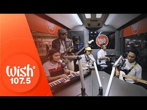 "Three Legged Men PH perform ""Keep"" LIVE on Wish 107.5 Bus"