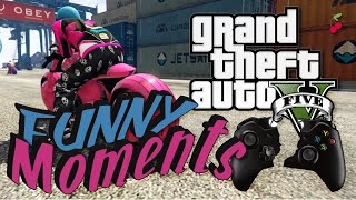 GTA 5 Funny Moments Montage! Like the video if you enjoyed! Thanks! Comment for suggestions! Thanks!